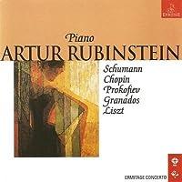 Schumann/Chopin/Prokofiev/Lisz