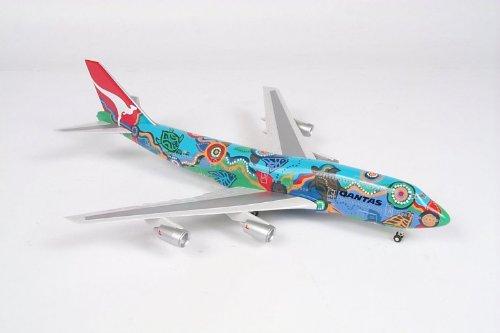 1: 200 スカイマークス Qantas ボーイング 747-300 Nalanji Dreaming (並行輸入)