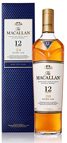 シングルモルト ウイスキー ザ・マッカラン ダブルカスク 12年 [イギリス 700ml ] [ギフトBox入り]