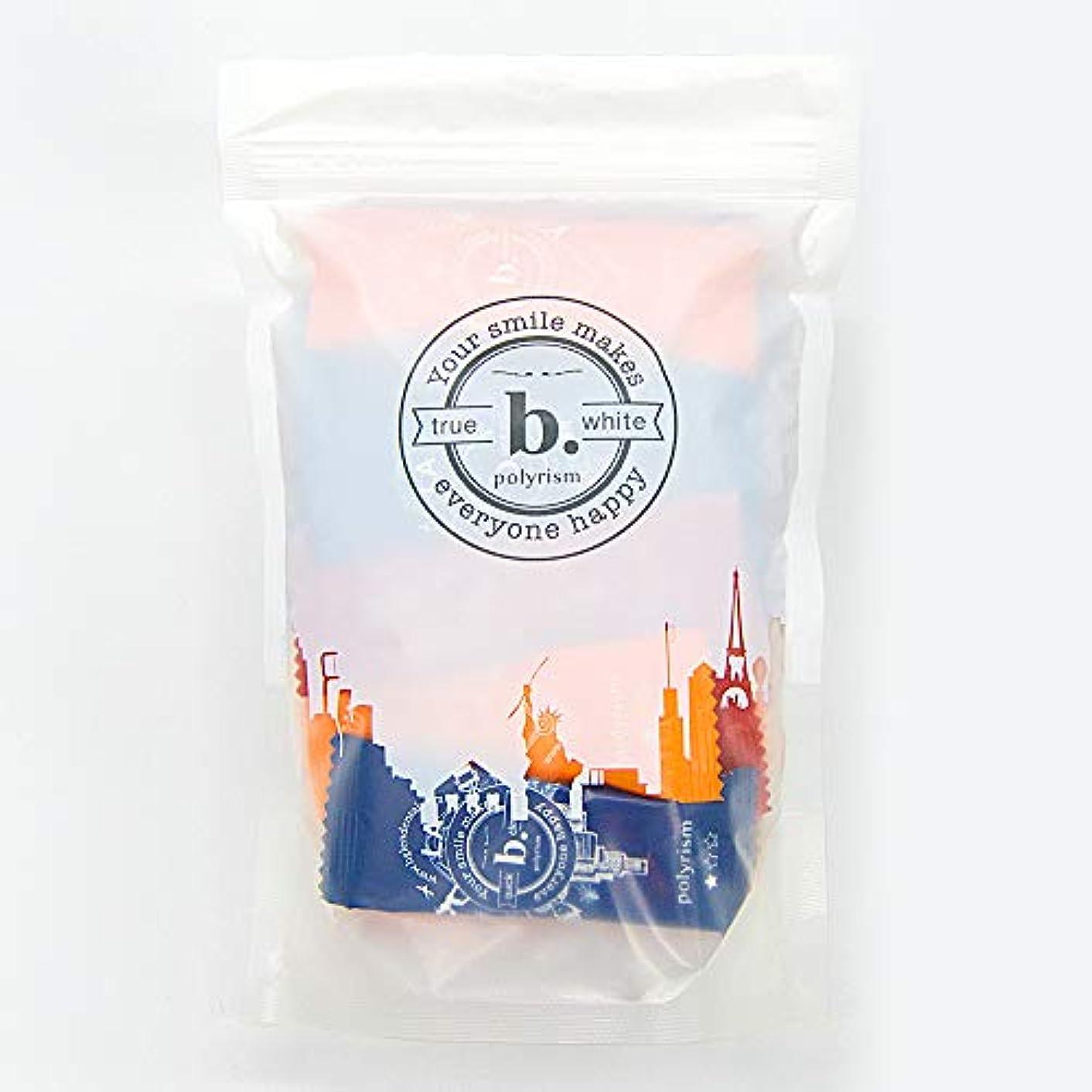 ビバ盆バンガロー新品 b.glen(ビーグレン)【公式】スポンジ型ホワイトニング歯ブラシ デンタルクリーナー (18個入り)