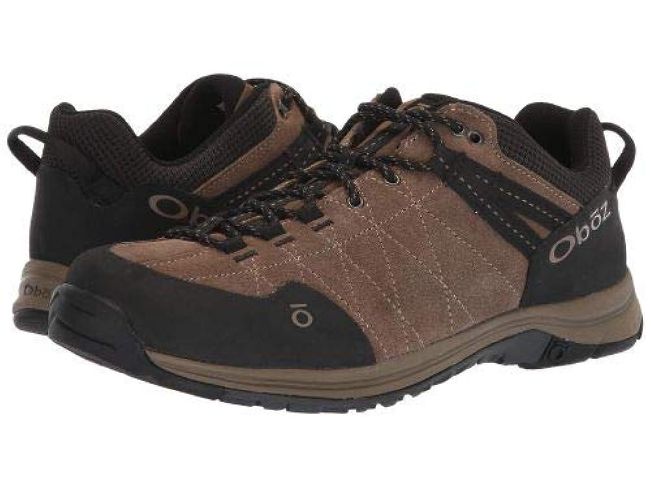 意義看板バンカーOboz(オボズ) メンズ 男性用 シューズ 靴 スニーカー 運動靴 Hyalite Low - Walnut 8.5 D - Medium [並行輸入品]
