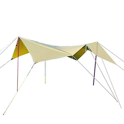 [ タトンカ ] Tatonka タープ Tarp 1 TC (425×445cm) ポリコットン製 防水 遮光 2460 コクーン Cocoon (208) キャンプ テント アウトドア バーベキュー [並行輸入品]