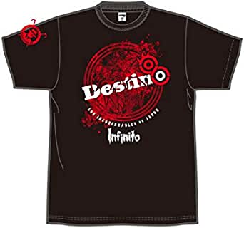 内藤哲也「INFINITO」Tシャツ XL