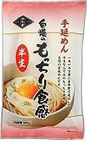 かも川手延べ素麺 手延めん 自慢のもっちり食感 200g×6個