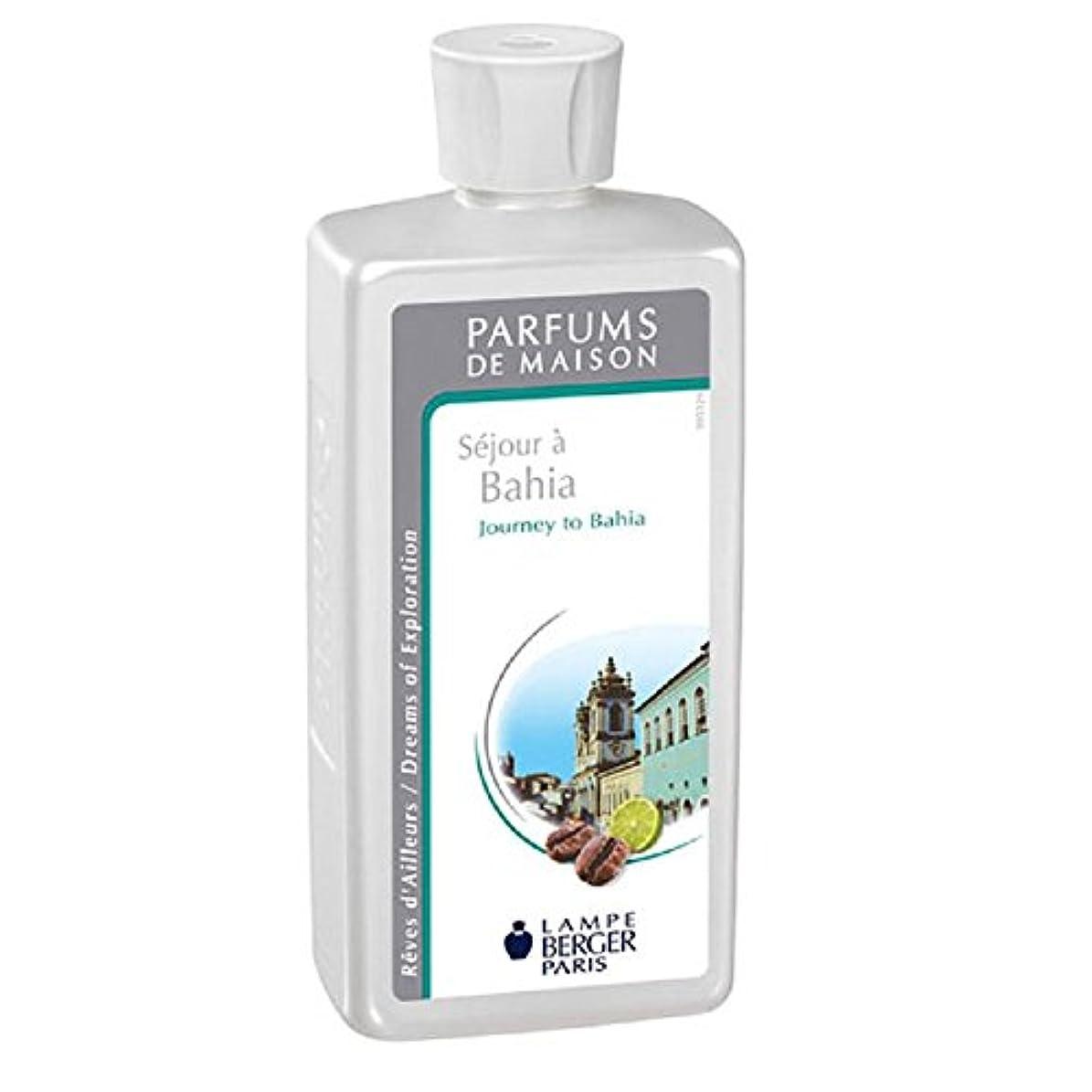 付ける注文失効ランプベルジェ アロマオイル500ml ブラジルバイーアの香り (500ml)