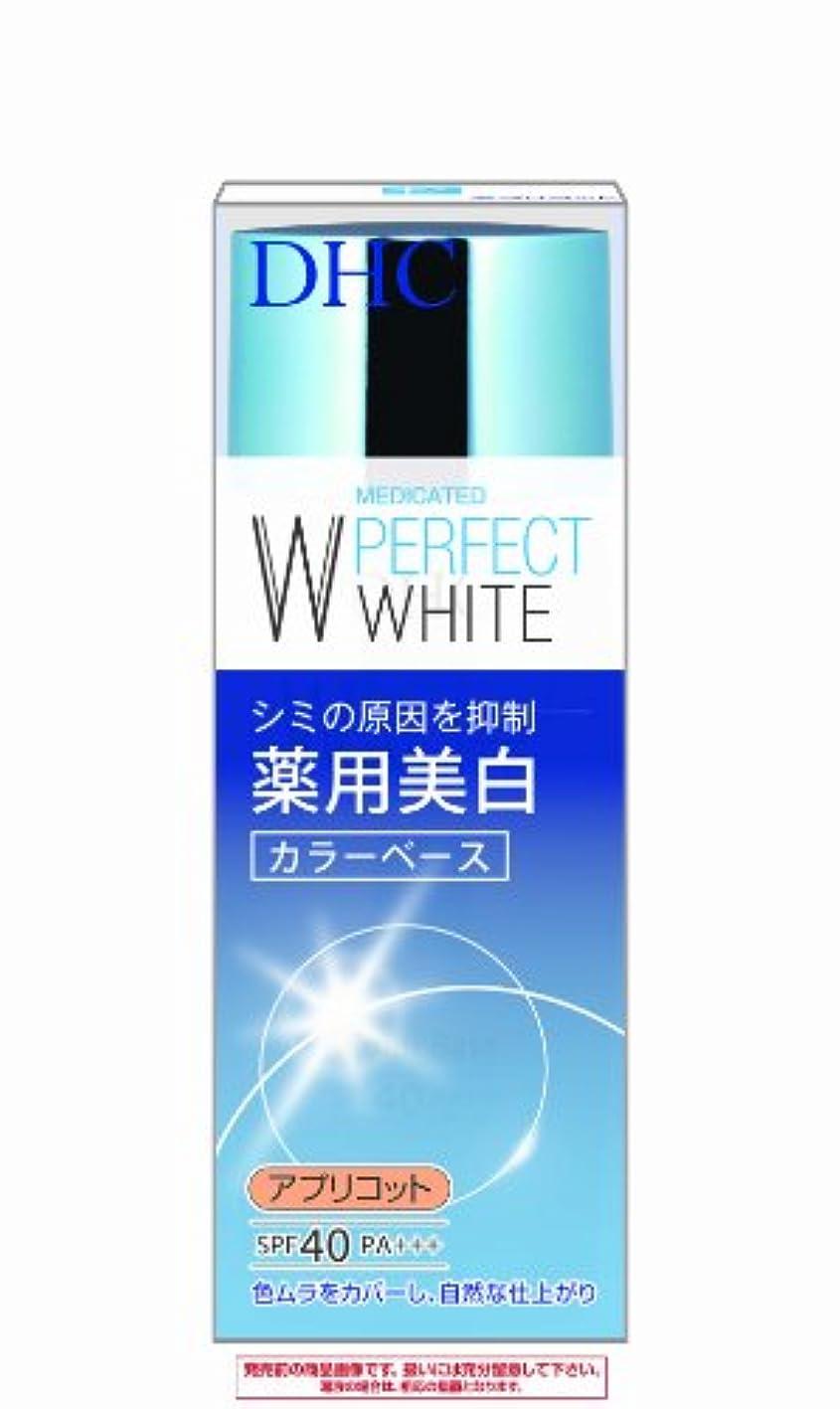 維持する返済プットDHC薬用PWカラーベースアプリコット30g