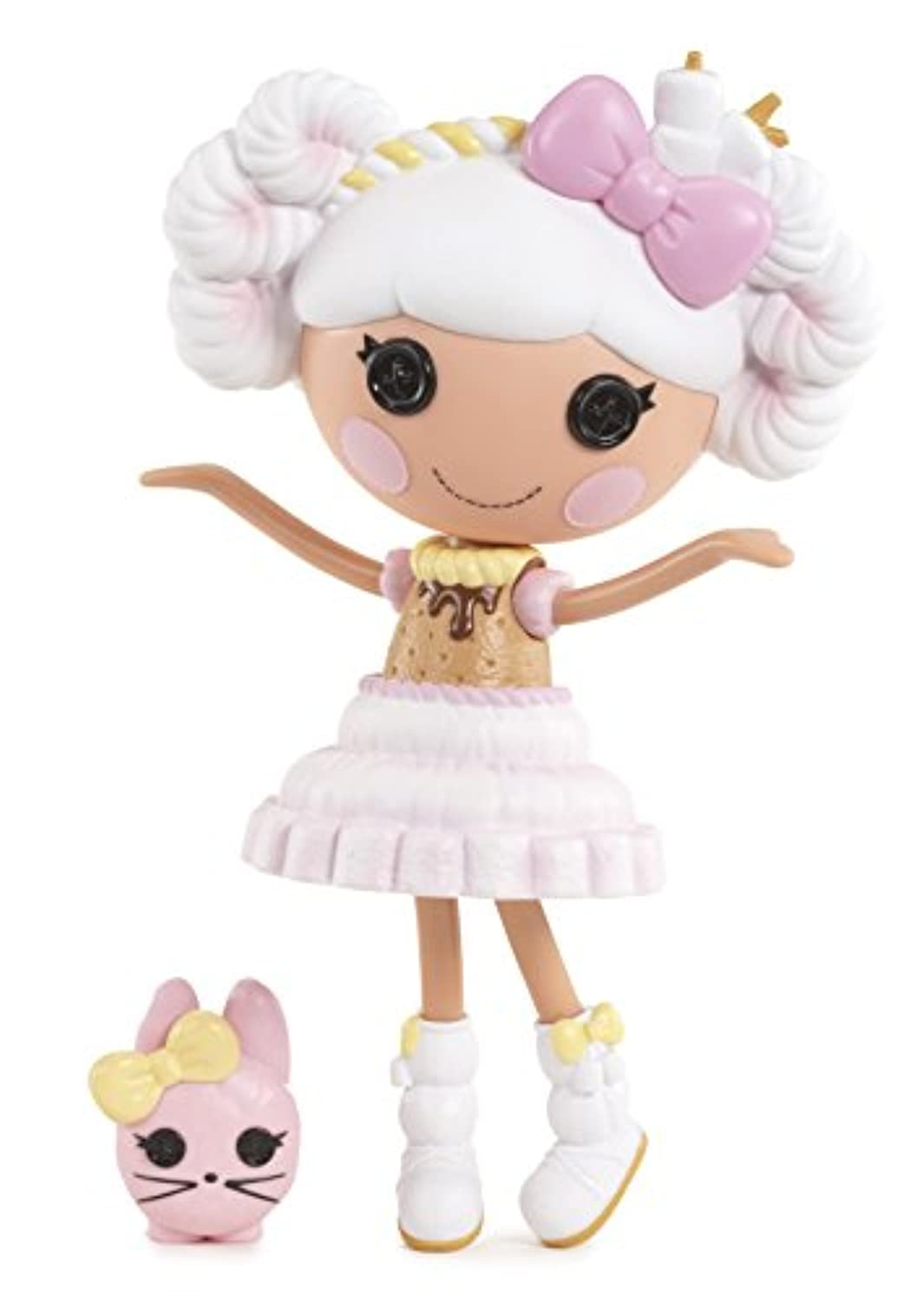 Lalaloopsy Toasty Sweet Fluff Doll by Lalaloopsy