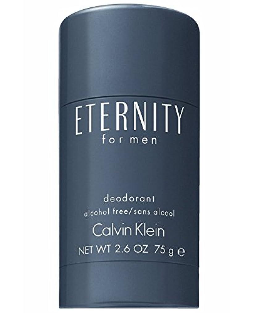 火山学者祈る避けるEternity (エタニティー) 2.6 oz (75ml) Deodorant by Calvin Klein for Men