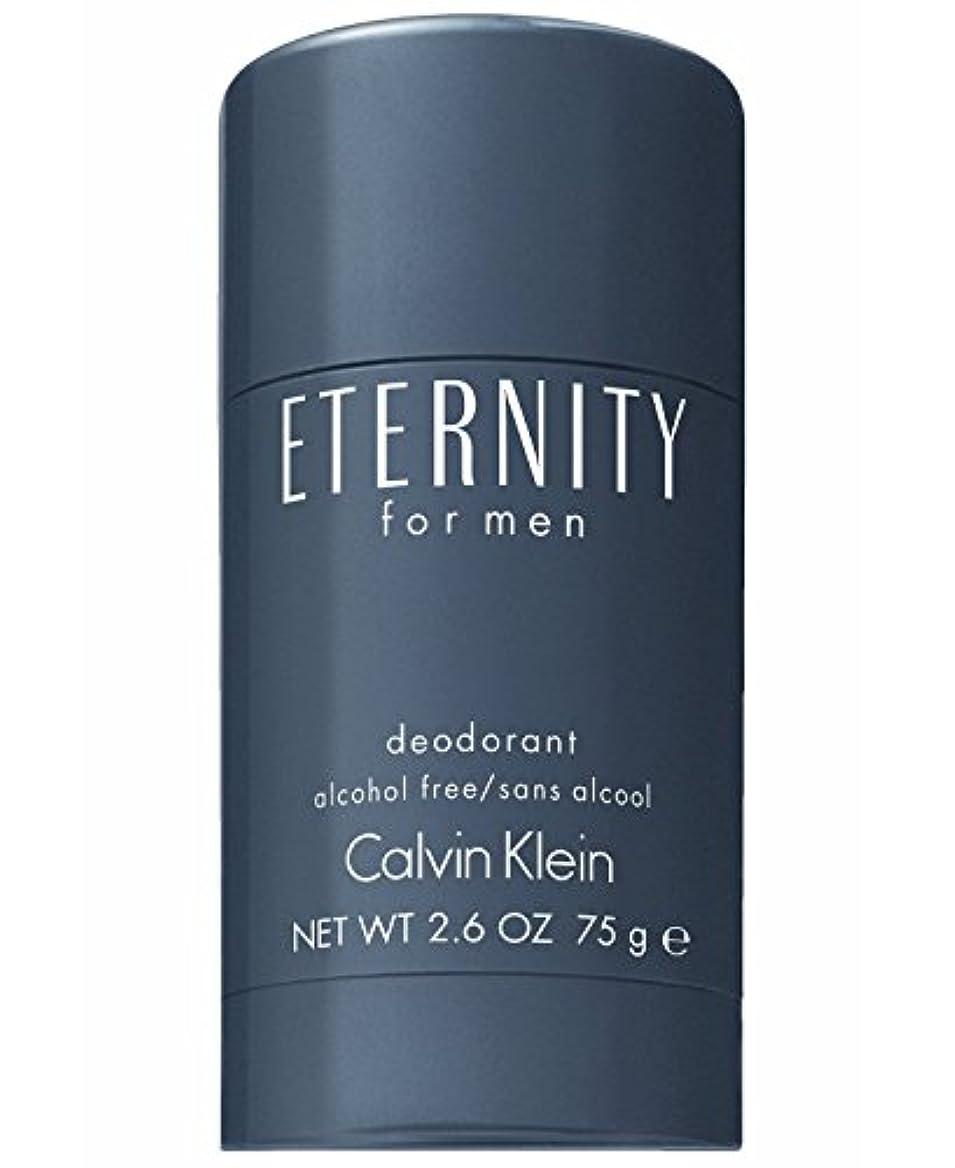 アクティビティ鏡盲信Eternity (エタニティー) 2.6 oz (75ml) Deodorant by Calvin Klein for Men