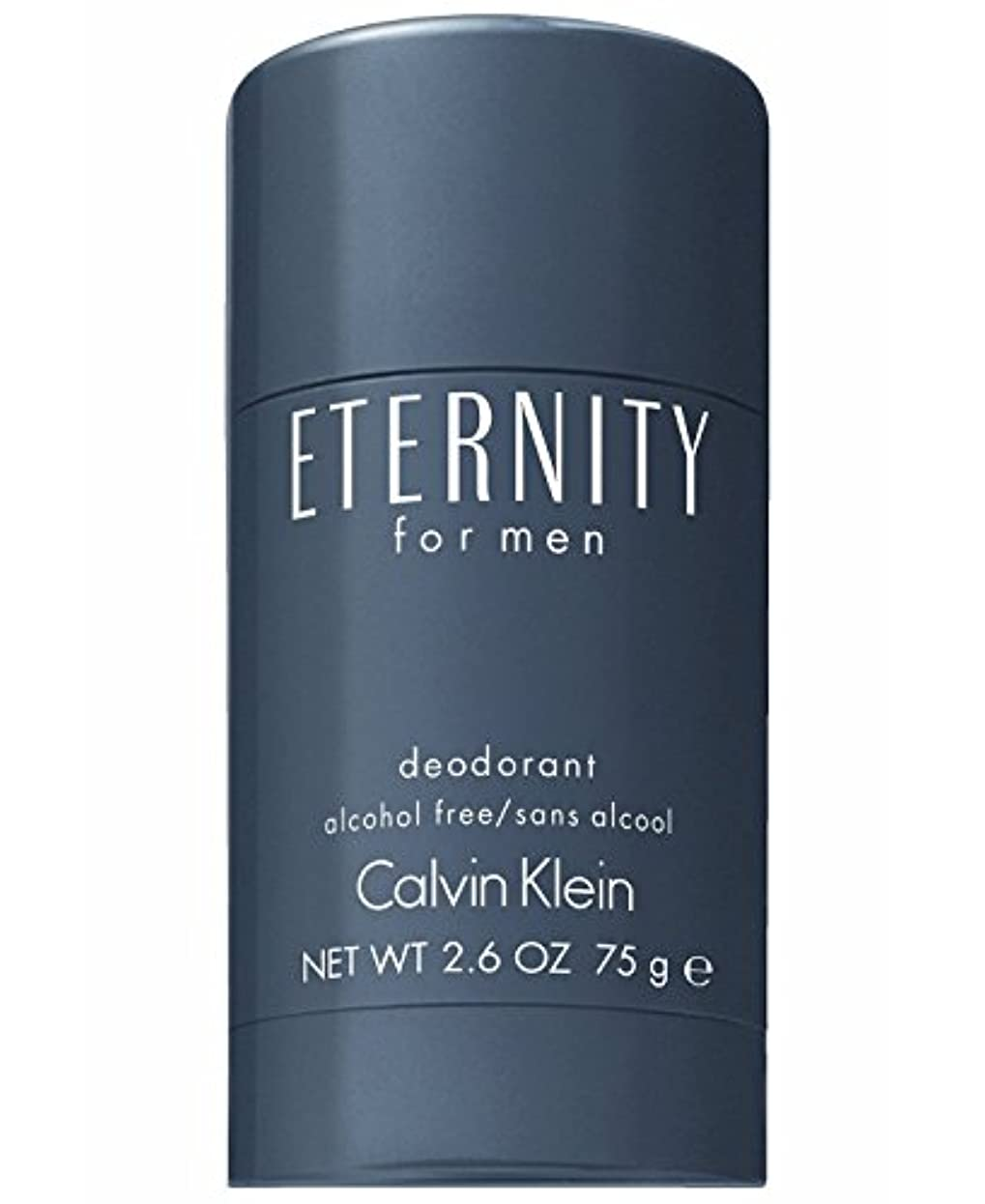 症状美的ファランクスEternity (エタニティー) 2.6 oz (75ml) Deodorant by Calvin Klein for Men