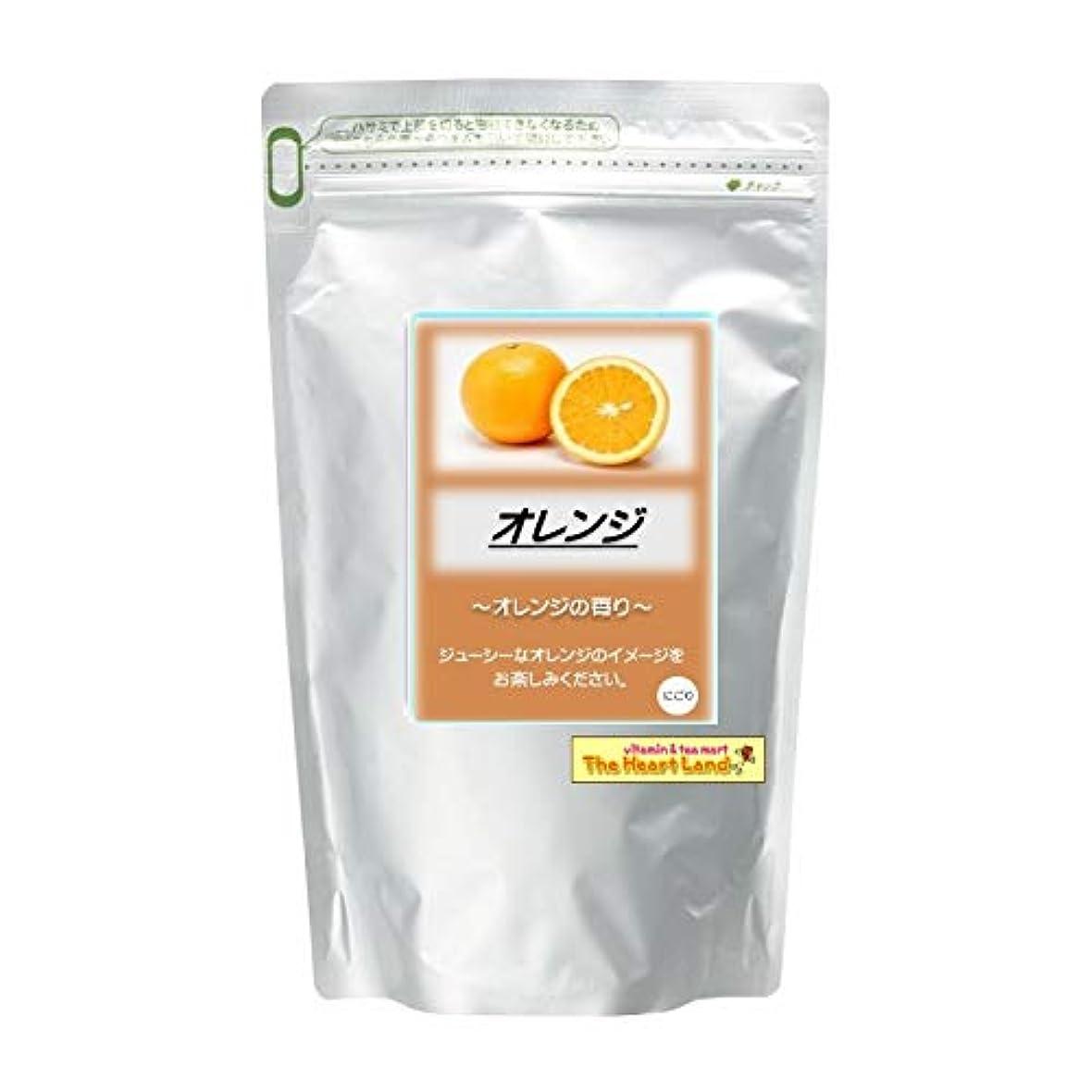 対角線導入する容器アサヒ入浴剤 浴用入浴化粧品 オレンジ 300g