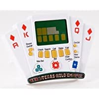 Las Vegas Casino Corner Texas Hold'em Poker Showdown Handheld Game by Texas Holdem [並行輸入品]