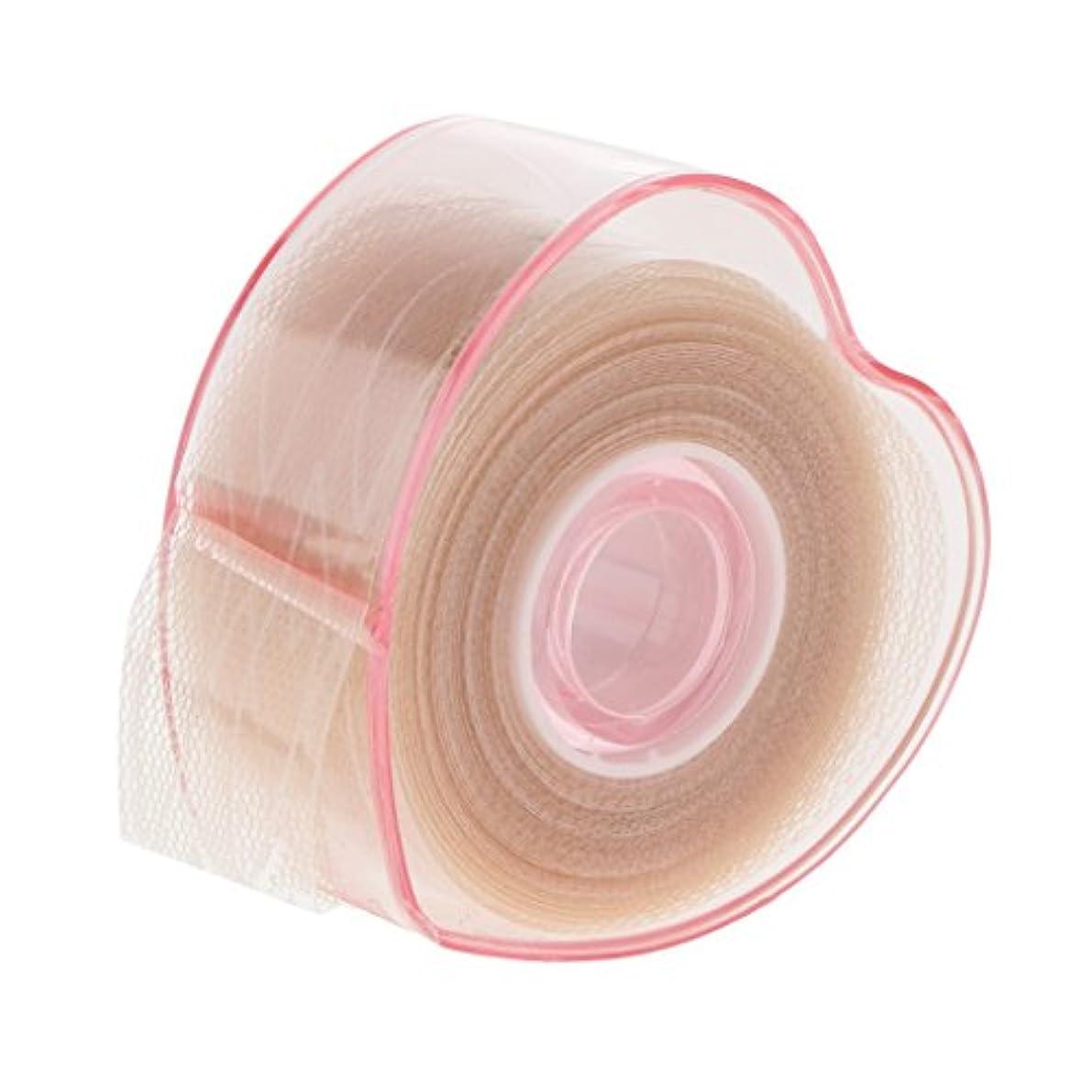 非難する追記二十二重まぶたロール まつ毛テープロール 二重まぶた 繊維 レース メッシュ テッカー 粘着性なし メイクアップ 4タイプ選べる - 図示のように, 説明したように