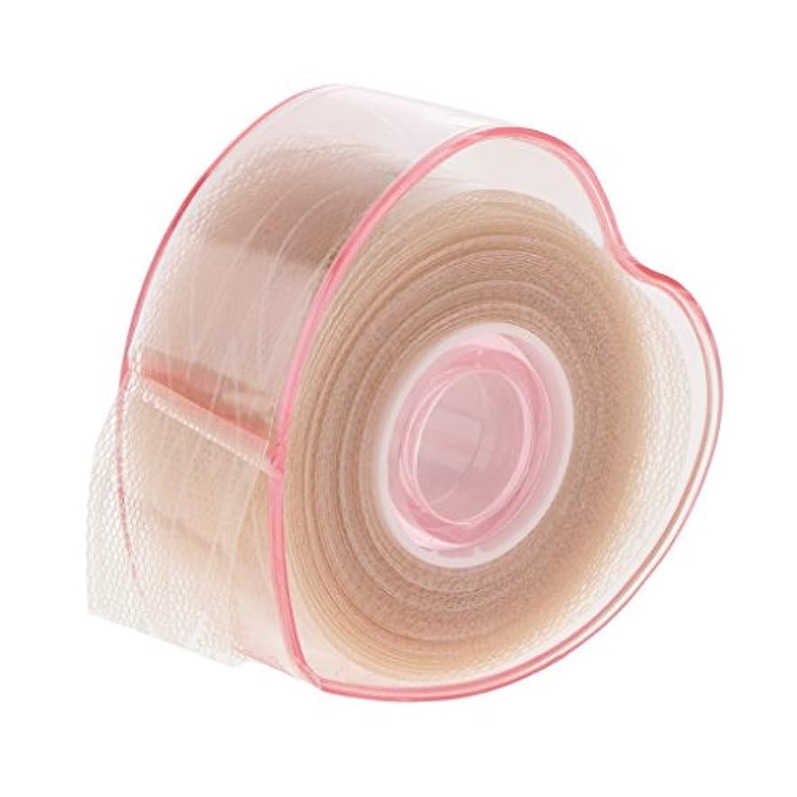 波紋企業嫌なBlesiya 二重まぶたロール 二重まぶた テープロール 繊維 レース メッシュ 粘着性なし メイクアップ アイメイク 自然 4タイプ選べる - c