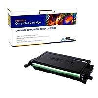 Aim互換性交換–Samsung互換clp-610/ 660ブラックトナーカートリッジ( 5500ページYield ) ( clp-k660b )–Generic