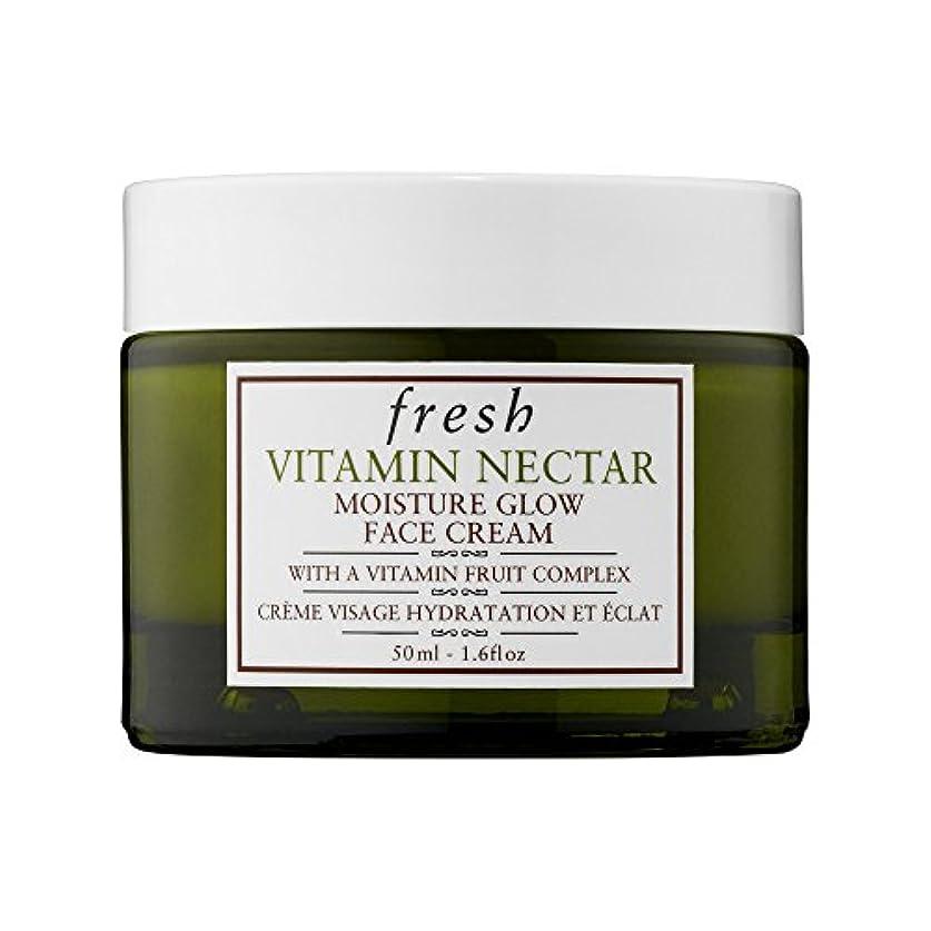 削除する出身地決してフレッシュ Vitamin Nectar Moisture Glow Face Cream 50ml/1.6oz並行輸入品
