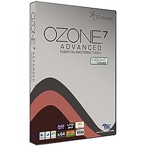 iZotope Ozone7 Advanced プラグインソフト (アイゾトープ) 国内正規品