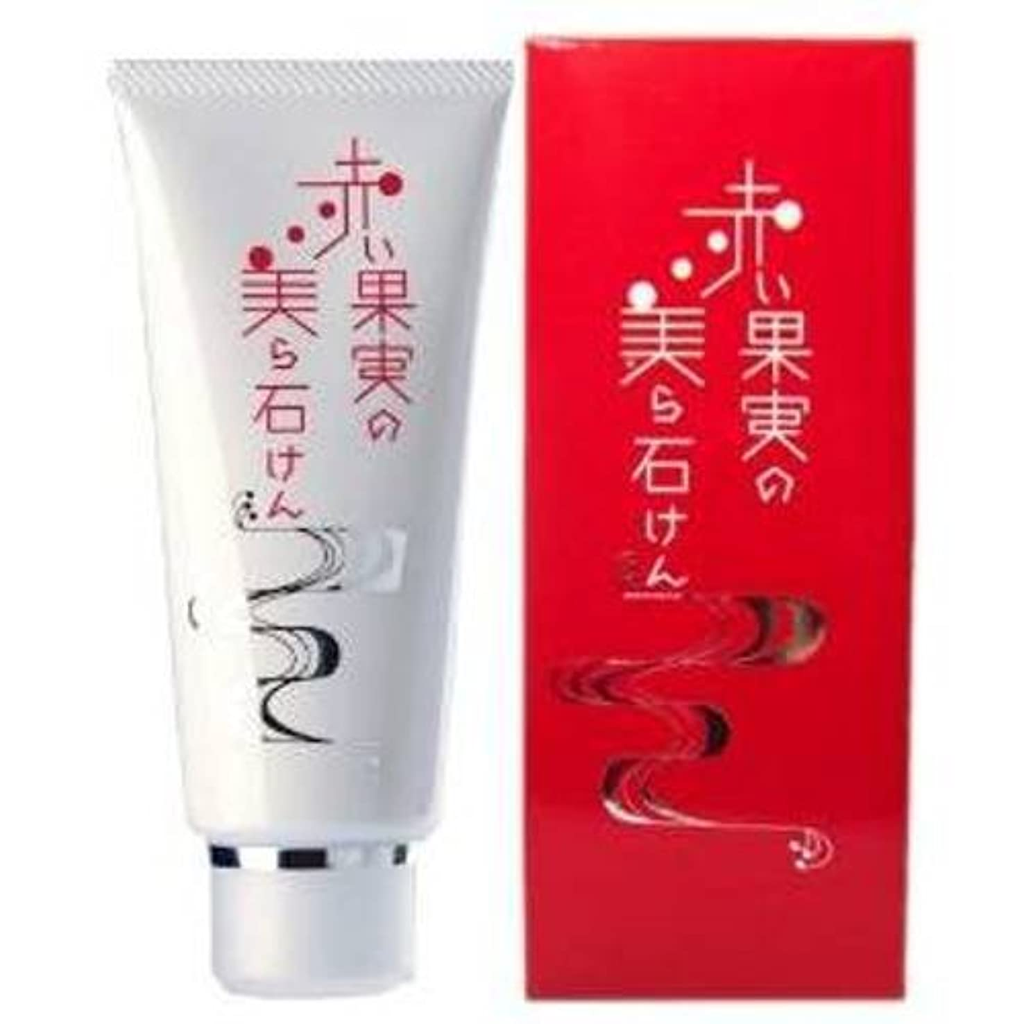 筋ペイント静かにAcerola Chura Stories Facial Soap (100g)