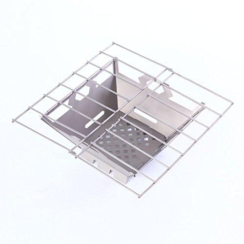 チタニウム ファイヤーボックスグリル