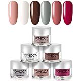TOMICCA Acrylic Powder Dipping Powder for Nails Starter Kit