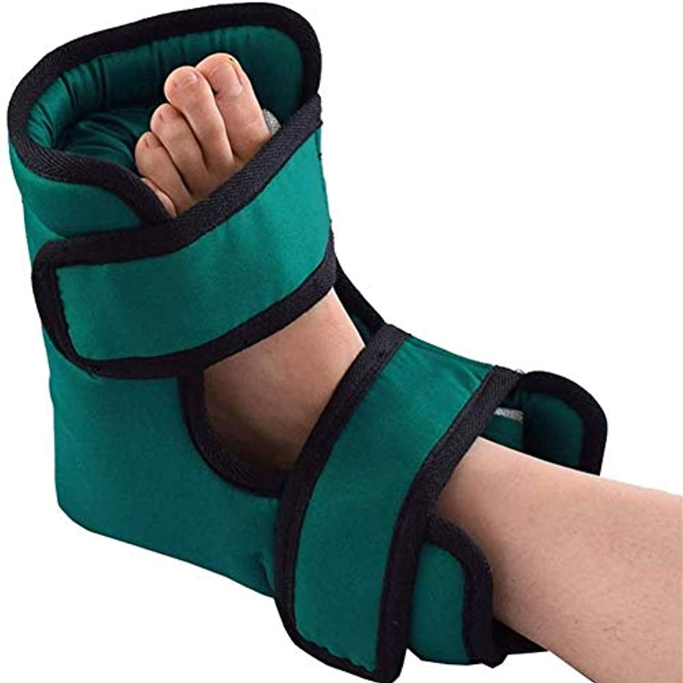 ティーンエイジャーの間で回るヒールクッションプロテクター - 足と足首の枕 - ヒール保護ガード - 足、肘、かかと - ベッド&褥瘡を保護します,2pc