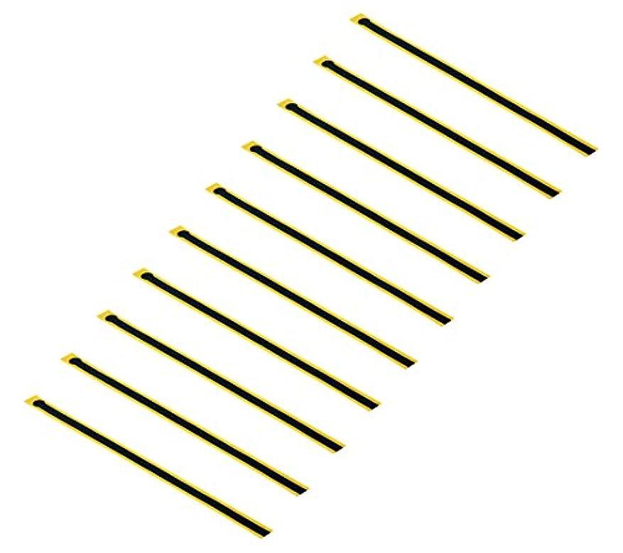 シンプルさタクシー組み合わせアズワン ヒールストラップ(ディスポタイプ)(100本入り) /3-6130-01