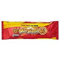 [Maryland ] メリーチョコレートチップクッキー(2X230G) - Maryland Chocolate Chip Cookies (2x230g) [並行輸入品]