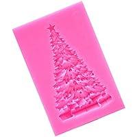 BEE&BLUE シリコンケーキ型 抜き型 フォンダント型 チョコレート型 製菓道具 製菓グッズ ベーキング ツール 手作り クリスマスツリー