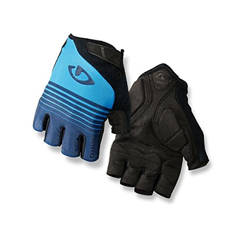 ホイッスルリスク両方Giro Jag Road Bike Gloves Blue 6 String L