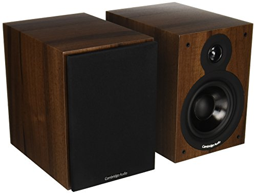 [해외]Cambridge Audio 캠브리지 오디오 SX50 북셀프 스피커 쌍 SX50DW 월넛 SX50DW/Cambridge Audio Cambridge Audio SX50 Bookshelf Speaker pair SX50DW Walnut SX50DW