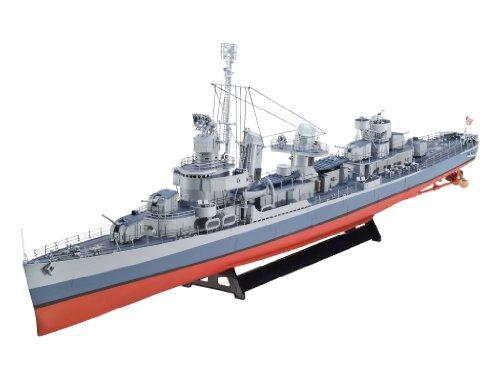1/14 4フレッチャー級 駆逐艦(新金型)
