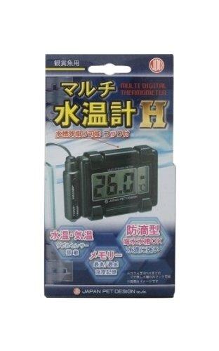 ニチドウ マルチ水温計H