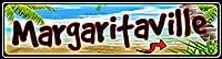 "Margaritaville Tiki Bar Sign Made In USA 。Mini Street Sign 3"" x12"" All WeatherメタルビーチバーHappy Hour"