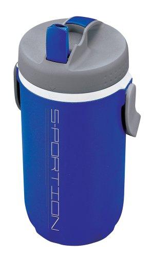 パール金属 水筒 2.0L 直飲み パーソナル ジャグ ブルー スポーション 日本製 D-2771