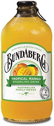 Bundaberg Tropical Mango, 12 x 375 ml