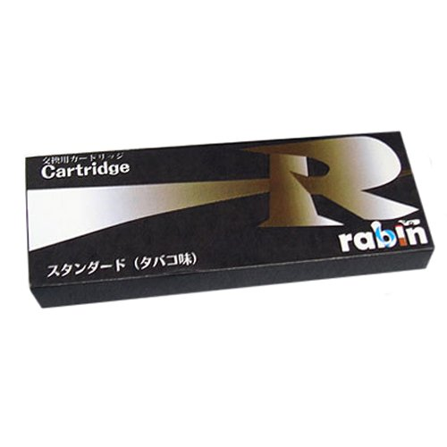 ラビン交換用カートリッジ タバコ味10本