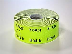 フィジーク(FIZIK) スーパーライト fizikロゴ バーテープ ネオンイエロー BT01 A5 0046