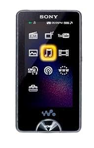 SONY ウォークマン Xシリーズ 16GB ブラック NW-X1050/B