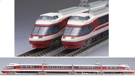 TOMIX Nゲージ 92318 長野電鉄1000系ゆけむりセット