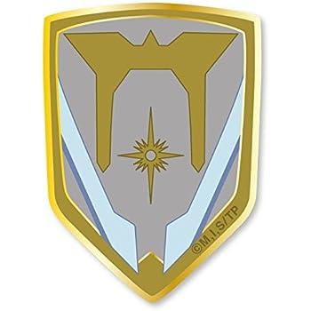 宇宙戦艦ティラミス スバルの階級章 ベルクロワッペン