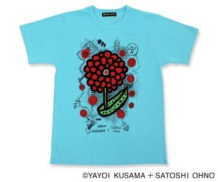 24時間テレビ 2013 チャリティーTシャツ 水色 Sサイズ 嵐 大野智 チャリT グッズ