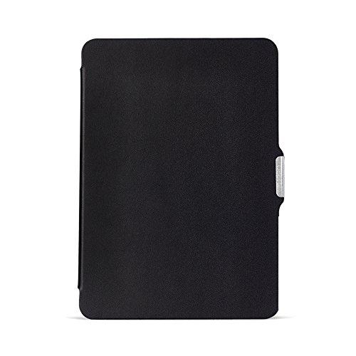 Amazon認定 【Kindle Paperwhite カバー】Nupro スリムカバー ブラック