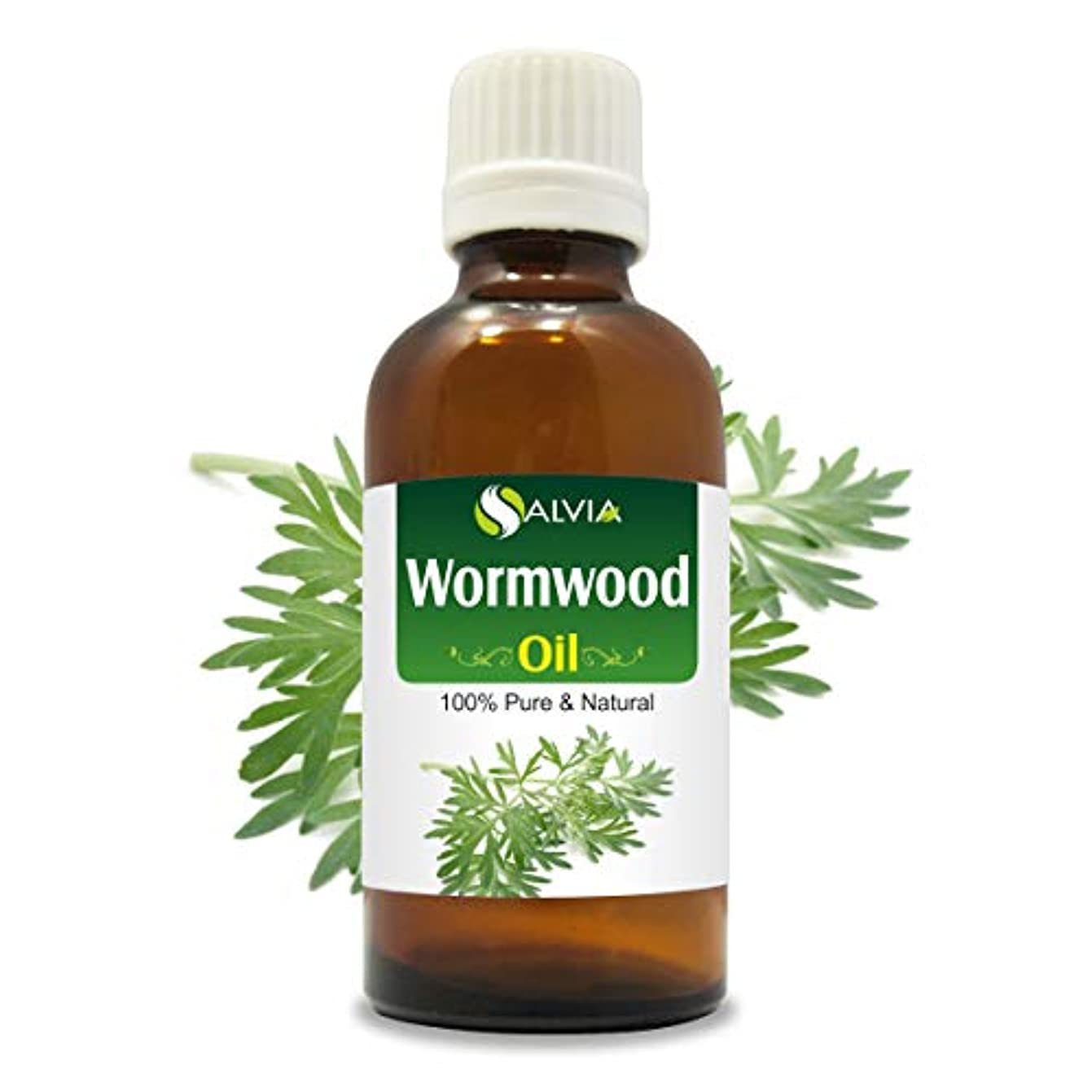 こねる先見の明着るWormwood Oil (Artemisia absinthium) 100% Natural Pure Undiluted Uncut Essential Oil 15ml