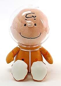 ナカジマコーポレーション(Nakajimacorp) PEANUTS チャーリー・ブラウン アストロノーツ オレンジ ss 宇宙 134486-19