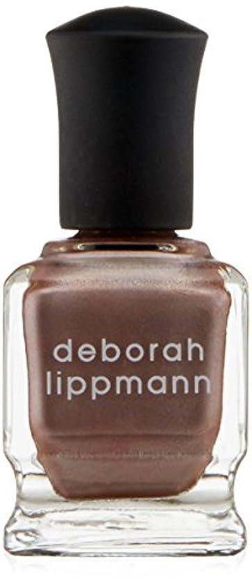 反動シャーロックホームズ処理[Deborah Lippmann] [ デボラリップマン] ララバイ オブ ブロードウェイ LULLABY OF BROADWAY とても乾きが速く筋になりにくいクロームシリーズ 美しいアッシュローズのクロームは肌馴染みもよく 贅沢にきらめく仕上がりです 内容量:15mL