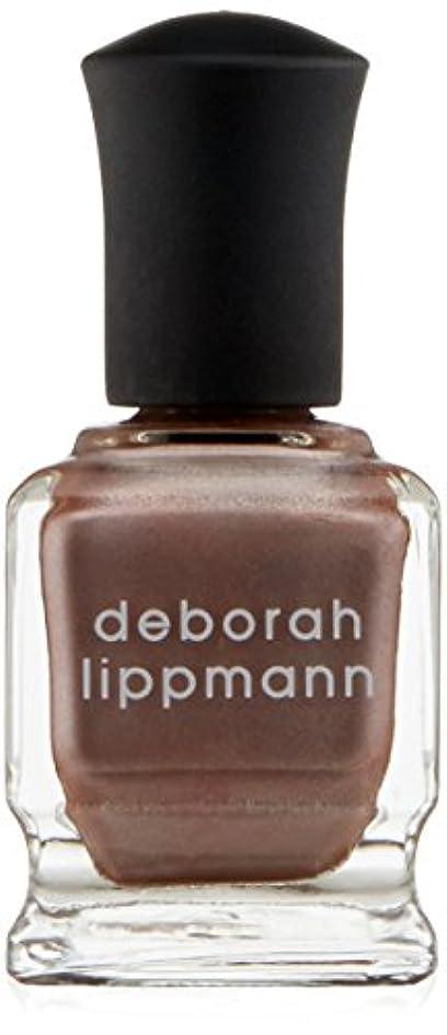 羽教え蒸発[Deborah Lippmann] [ デボラリップマン] ララバイ オブ ブロードウェイ LULLABY OF BROADWAY とても乾きが速く筋になりにくいクロームシリーズ 美しいアッシュローズのクロームは肌馴染みもよく 贅沢にきらめく仕上がりです 内容量:15mL