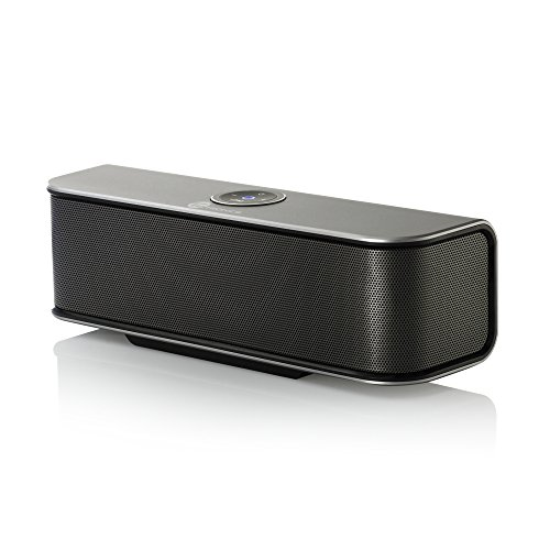TaoTronics Bluetooth スピーカー ワイヤレススピーカー 20W低音強化アルミ合金製スピーカー マイク内蔵 A2DP搭載 スマートホン/タブレット/など対応 TT-SK06