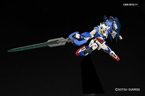 RG 機動戦士ガンダム00 GNT-0000 ダブルオークアンタ 1/144スケール 色分け済みプラモデル