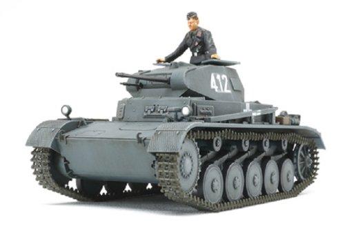 1/48 ミリタリーミニチュアシリーズ No.70 ドイツ II号戦車 A~C型 (フランス戦線) 32570