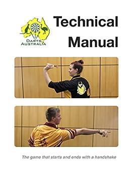 Darts Australia Technical Manual by [Hodgetts, Danya]
